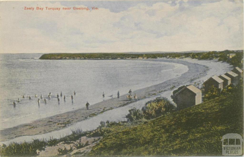 Zeely Bay, Torquay