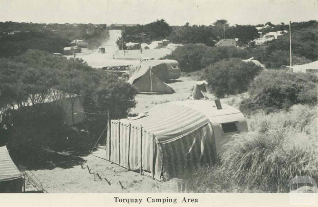 Torquay Camping Area