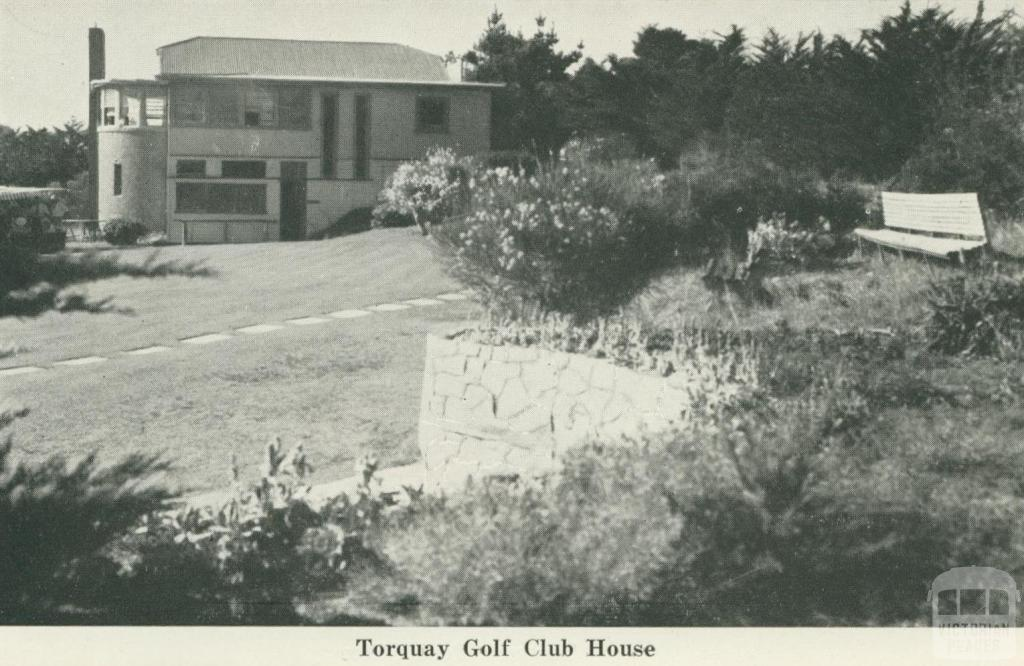 Torquay Golf Club House