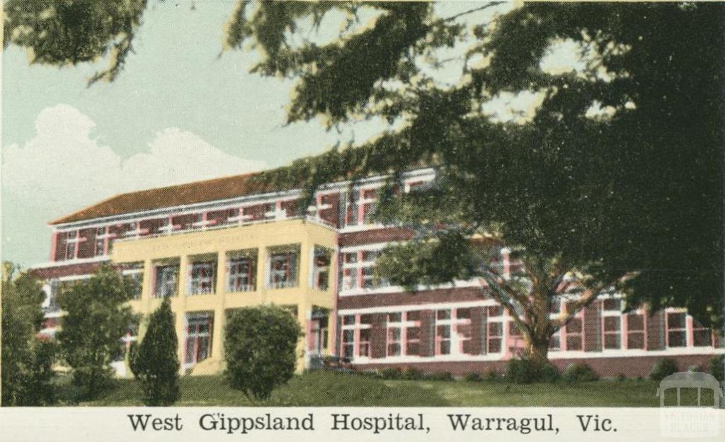 West Gippsland Hospital, Warragul