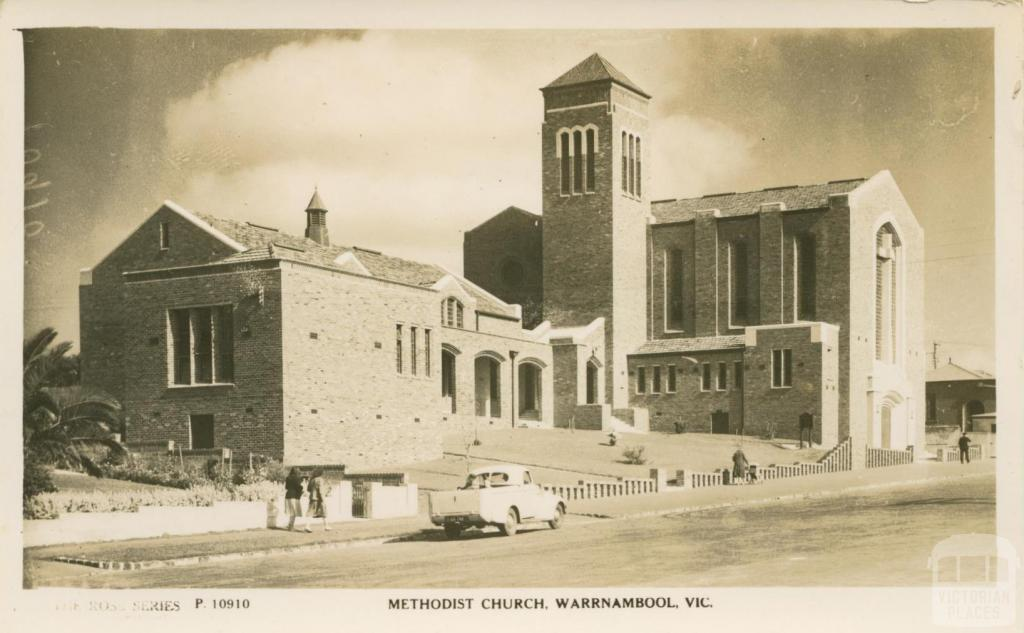 Methodist Church, Warrnambool