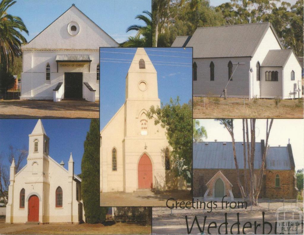 Churches of Wedderburn