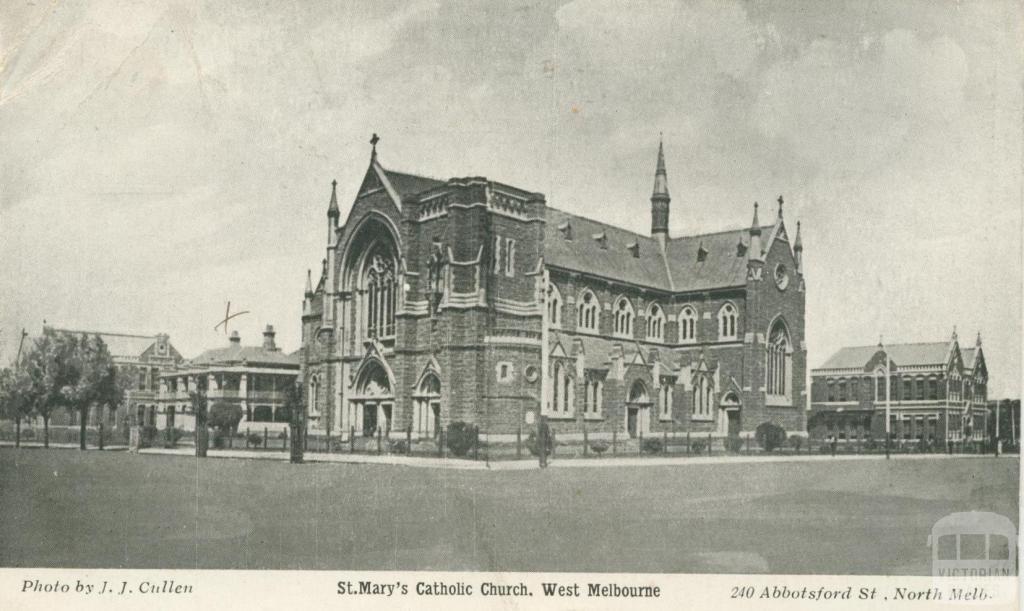 St Mary's Catholic Church, West Melbourne