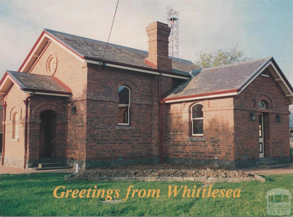 Whittlesea Court House