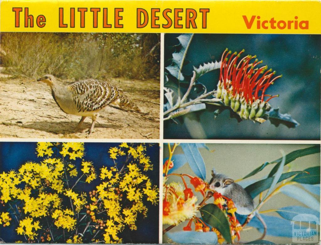 The Little Desert, Wimmera