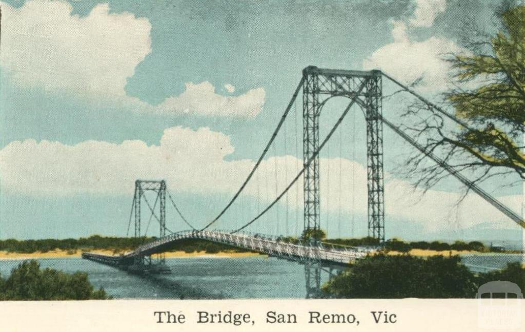 The Bridge, San Remo, Wonthaggi