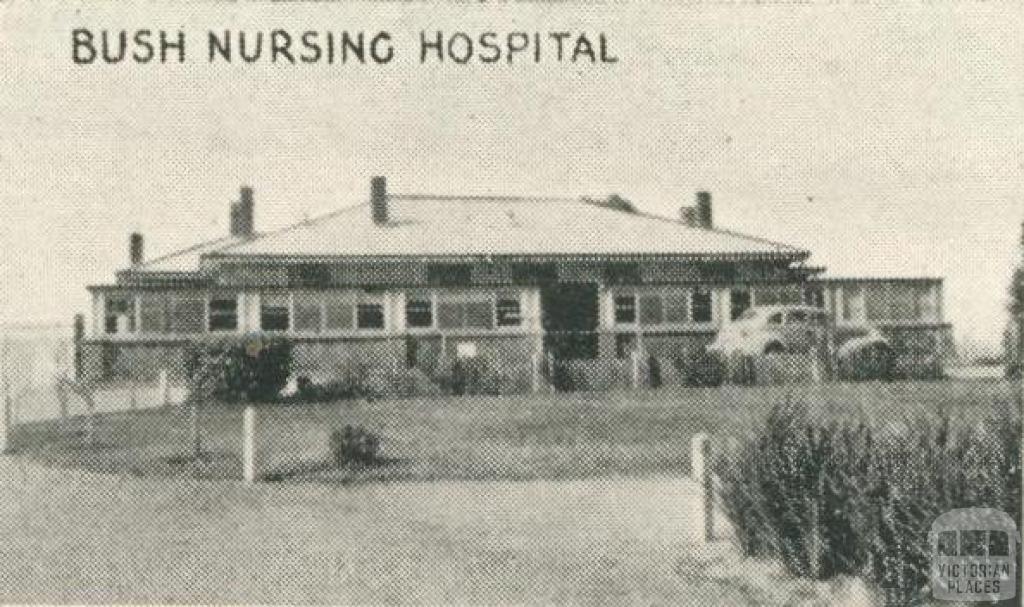 Bush Nursing Hospital, Yackandandah