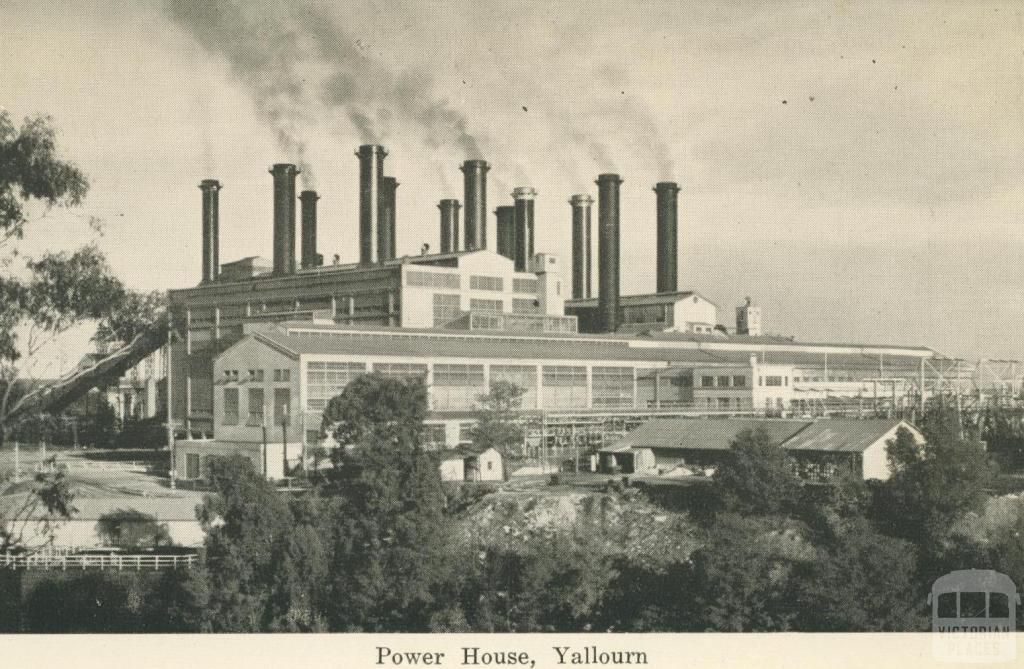 Power House, Yallourn