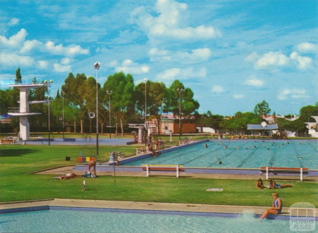 Swimming Pool, Mildura
