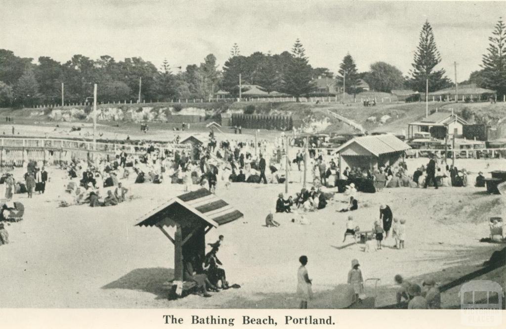 The Bathing Beach, Portland