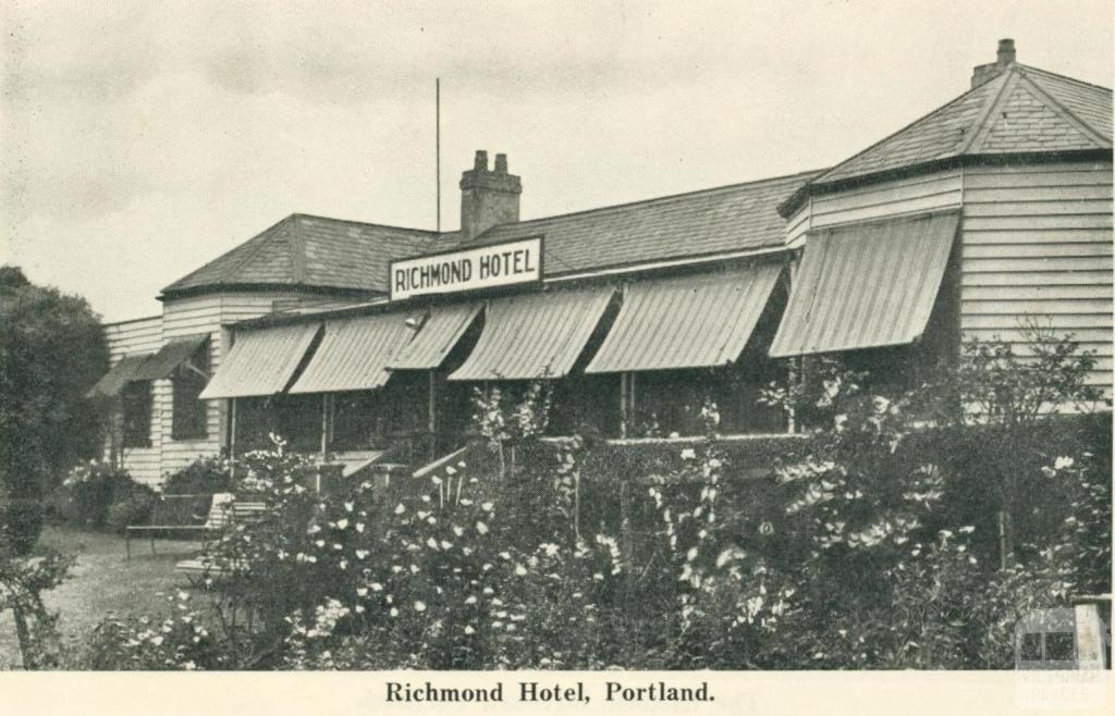 Richmond Hotel, Portland